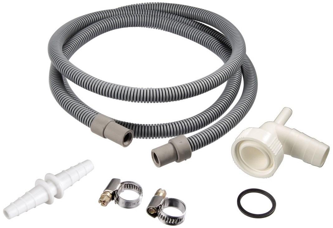 Artikelbild Hama sonstiges Einbau-Zubehör Ablaufschlauch-Set fuer Kondenstrockner